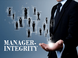 manager integrity test