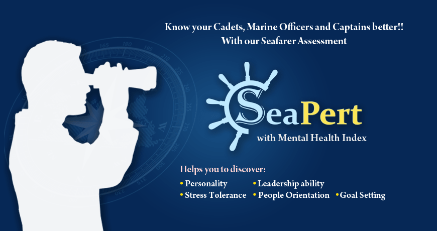 SeaPert – Psychological Assessments for Maritime Professionals
